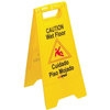 Winco Wet Floor Signs