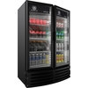 Merchandiser Glass Door Refrigerators