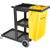 Alpine Industries Housekeeping Carts & Janitor Cleaning Carts