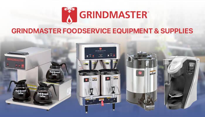 Grindmaster Equipment & Supplies Banner