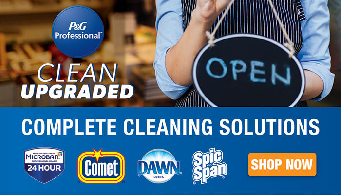 P&G Professional Brands - Complete Cleaning Solutions