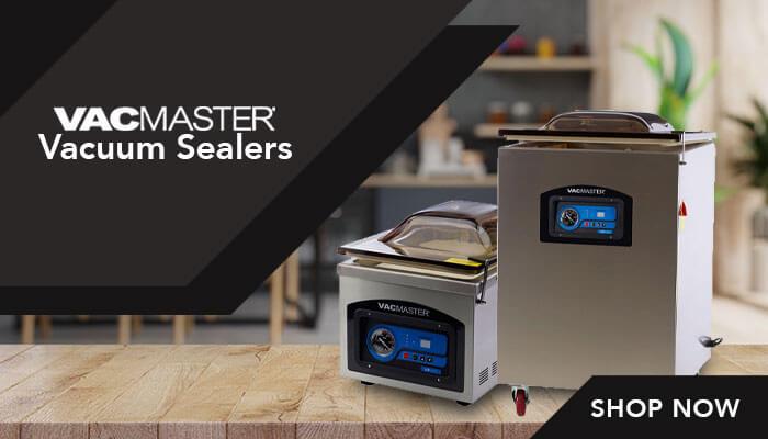 Vacmaster Vacuum Sealers - Shop Now