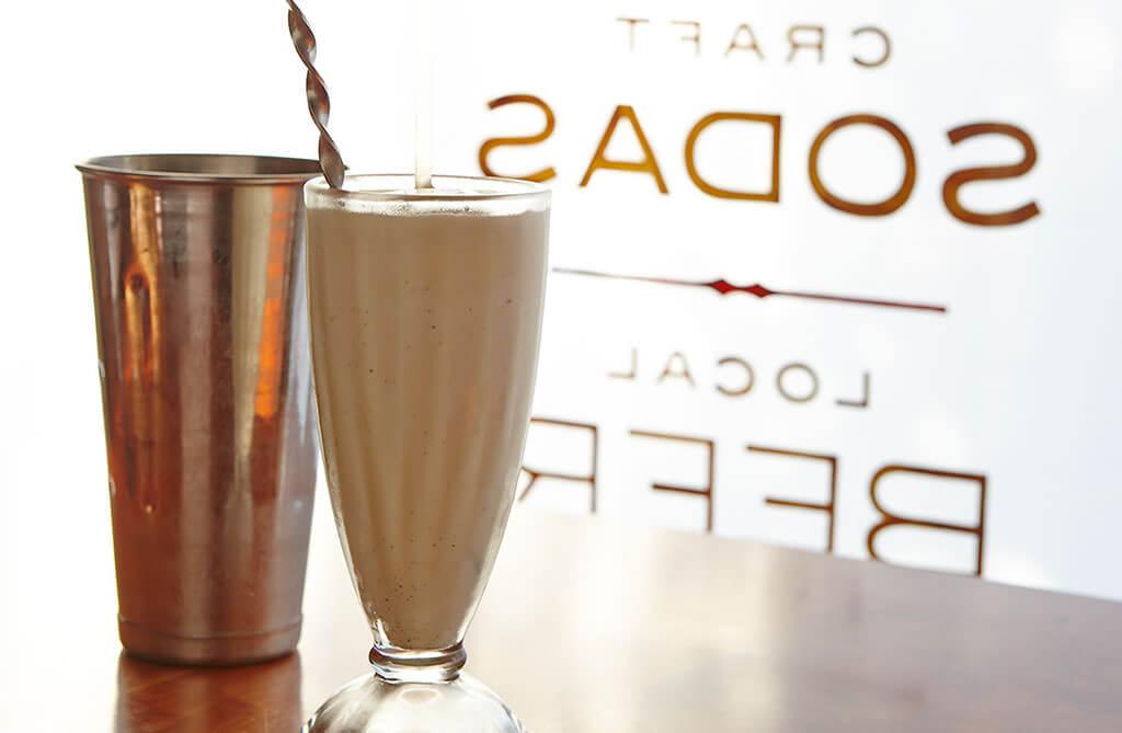 maine milkshake photo