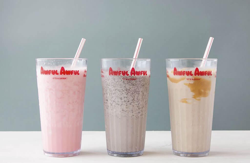 rhode-island milkshake photo