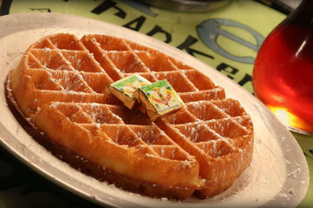 Tennessee waffle photo