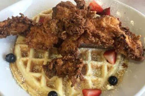 arkansas waffle photo