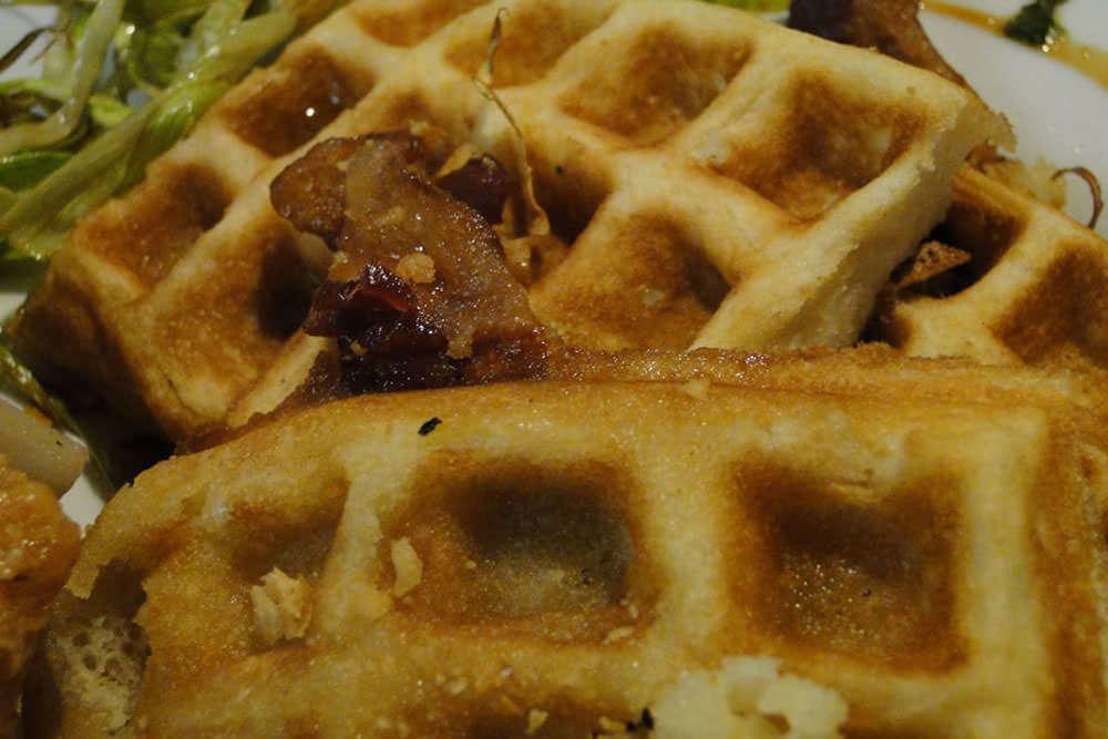 california waffle photo