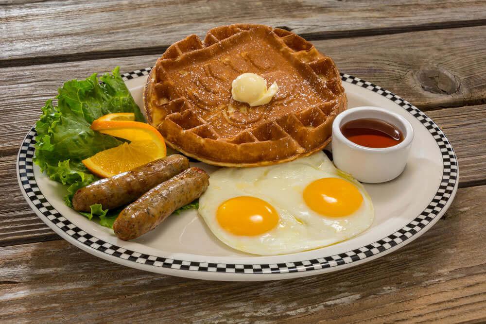 colorado waffle photo