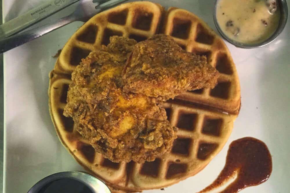 delaware waffle photo