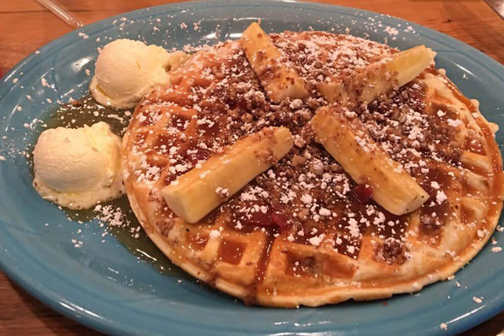 idaho waffle photo