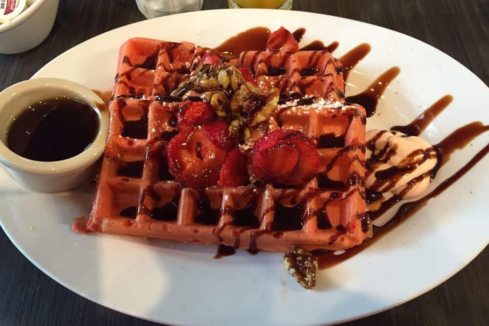illinois waffle photo