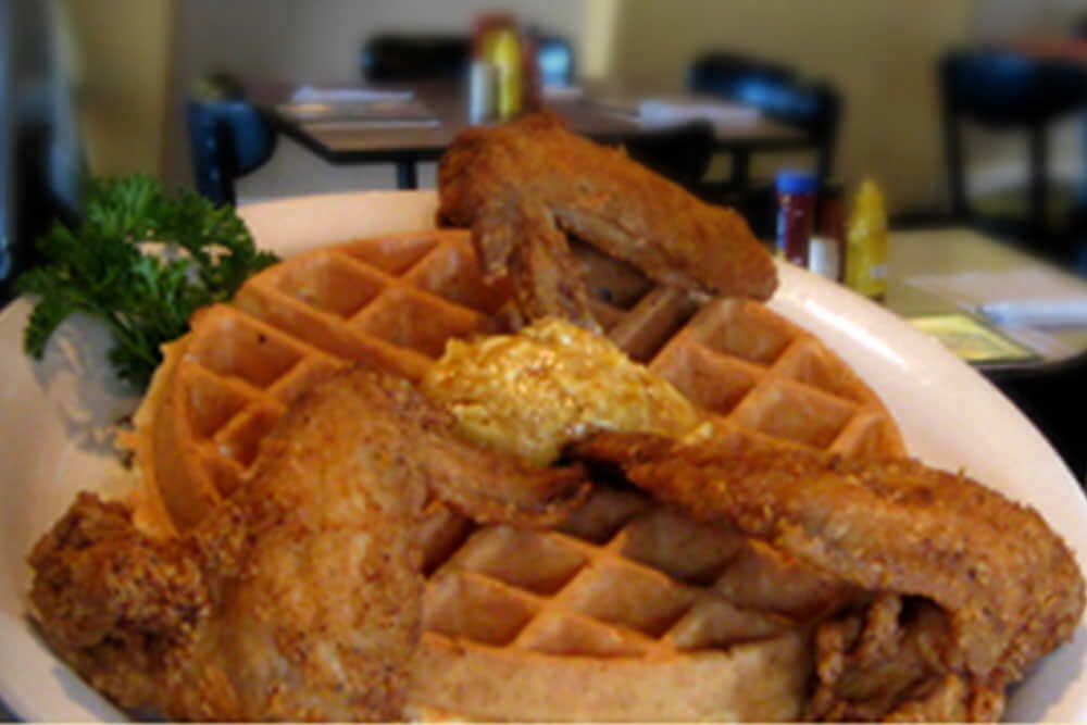 indiana waffle photo