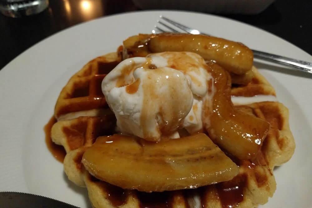 iowa waffle photo