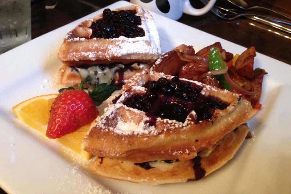 louisiana waffle photo
