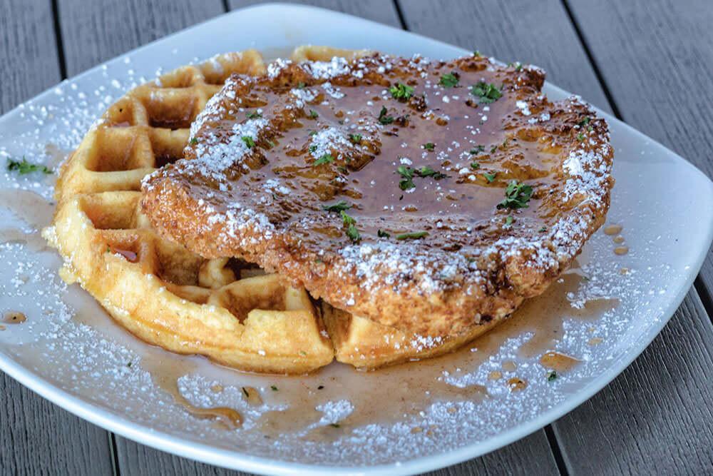 mississippi waffle photo
