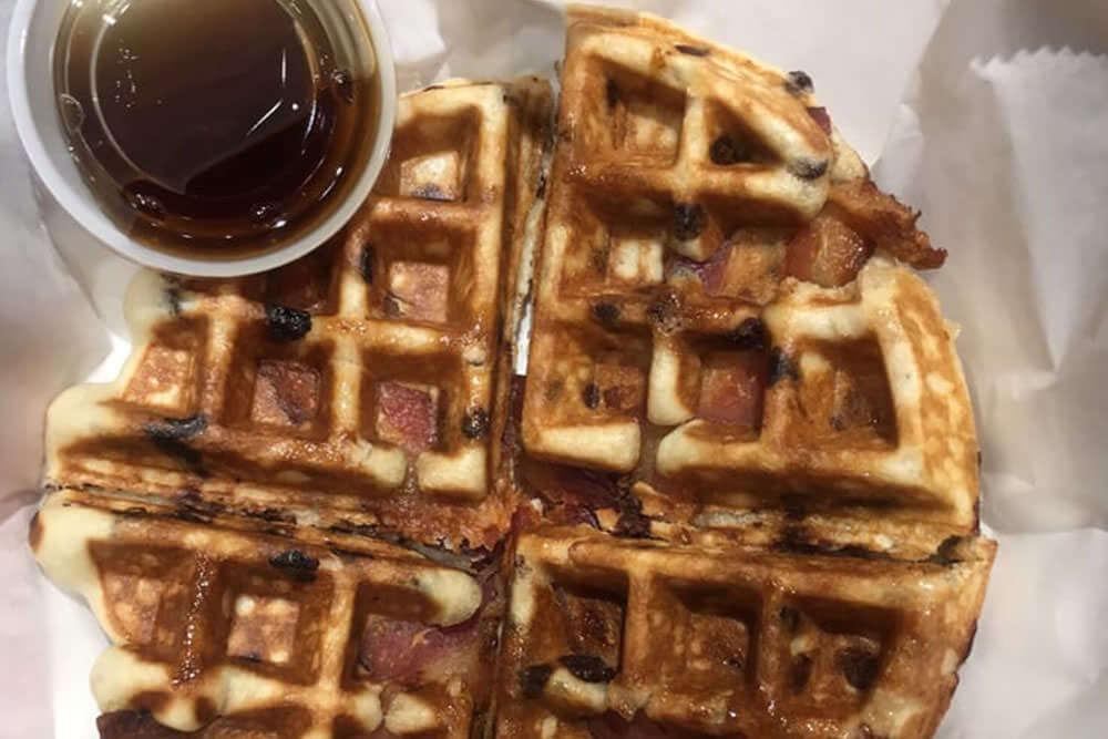 missouri waffle photo