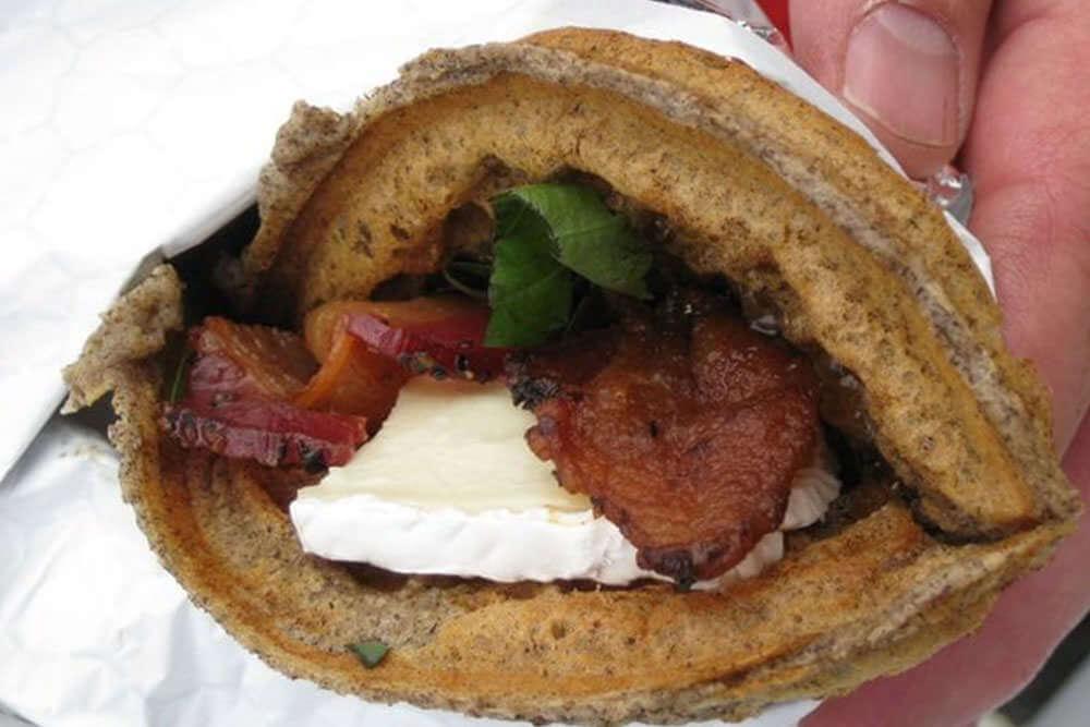 montana waffle photo