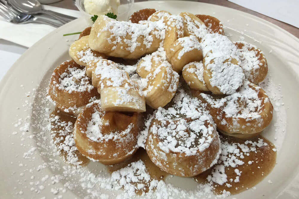 nevada waffle photo