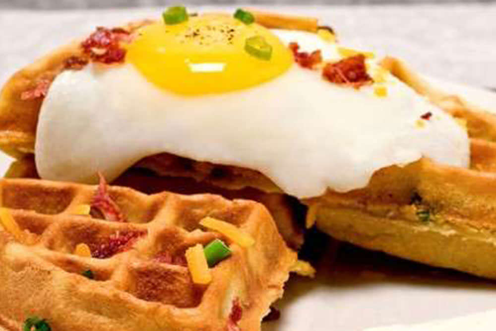 pennsylvania waffle photo